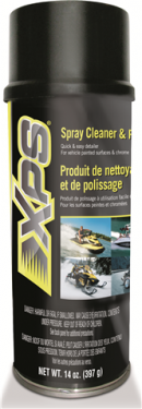 BRP XPS Rengöring / Polish på sprayburk 340g