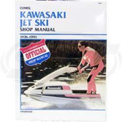 Kawasaki 1976-1991 Clymers Manual