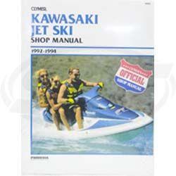 Kawasaki 1992-1994 Clymers Manual
