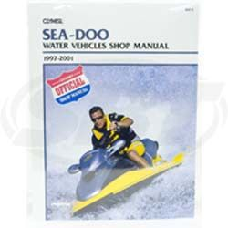 Sea-Doo 1997-2001 Clymers Manual