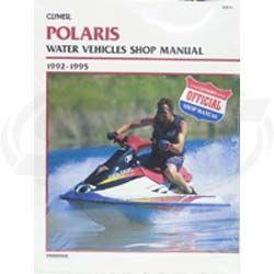 Polaris 1992-1995 Clymers Manual