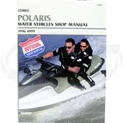 Polaris 1996-1998 Clymers Manual