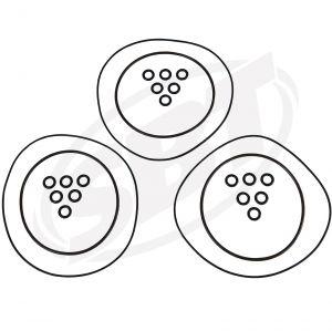 Tigershark 900 / 1000 O-Ring Kit