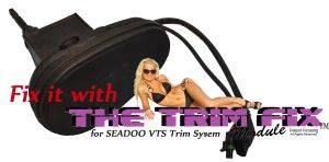 Sea-Doo VTS Trim Fix module