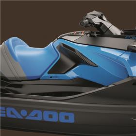 Sea-Doo Knädynor ergolock svart ST3