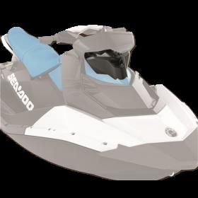 Sea-Doo Spark ljudsystem monteringsplatta