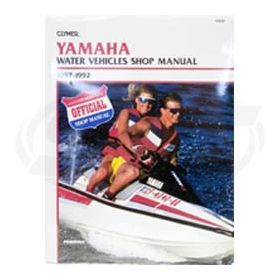 Yamaha 1987-1992 Clymers Manual
