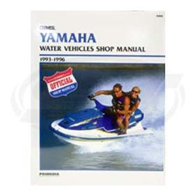 Yamaha 1993-1996 Clymers Manual