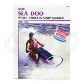 Sea-Doo 1988-1996 Clymers Manual