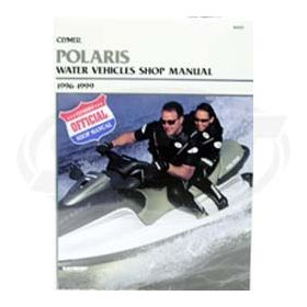 Polaris 1996-1998 Clymers Manual