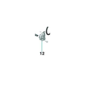 Fig 12 - Sea-Doo Oljepumps lock