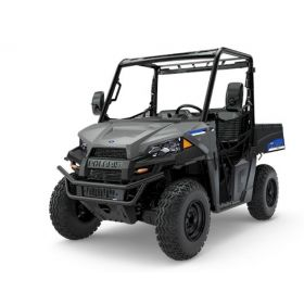 Polaris RANGER Mid Size EV Avalance Grey Traktor 2019