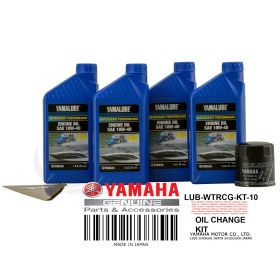 WATERCRAFT II OIL CHNG 1KT