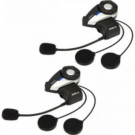 20S-01D SENA Bluetooth Headset till hjälm - 2 pack