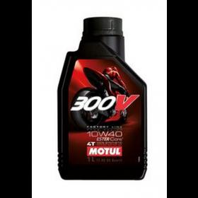 Motul 4-takts olja 300V 4T 10W40 Racing 1L