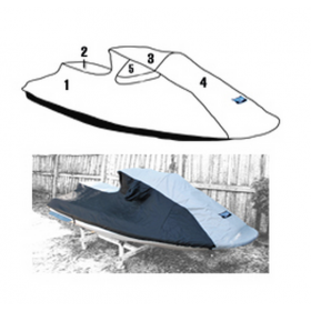Sea-Doo kapell GT/GTS/GTX 90-00