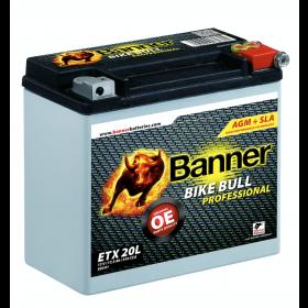 Banner Batteri Sea-Doo / Can-Am AGM PRO ETX20L