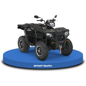 Polaris SPORTSMAN 570 EPS LE Black Pearl Traktor 2019