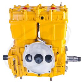 Sea-Doo Standard Engine 587 Yellow SP /GT /SPI /XP (Yellow) 1988 1989 1990 1991