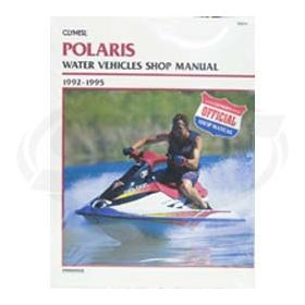Polaris 1992-1995 Clymers Manual