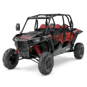 Polaris RZR 64 XP4 1000 EPS Black Pearl Traktor 2019